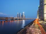 City Skyline  Busan  South Korea  Asia