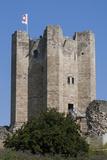 Conisbrough Castle  South Yorkshire  Yorkshire  England  United Kingdom  Europe