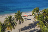 Ancon Beach  Trinidad  Sancti Spiritus Province  Cuba  West Indies  Caribbean  Central America