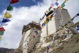 Namgyal Tsemo Gompa  Leh  Ladakh  India  Asia