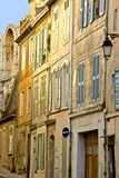 Old Town Street  Rue Des Arenes  Arles  Bouches Du Rhone  Provence  France  Europe