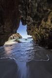 Sea Cave at Bigge Island  Kimberley  Western Australia  Australia  Pacific