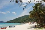 Pasir Panjang (Long Beach)  Perhentian Islands  Malaysia  Southeast Asia  Asia