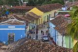 View of Trinidad  Sancti Spiritus Province  Cuba  West Indies  Caribbean  Central America