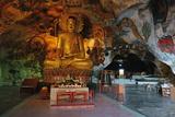 Perak Tong Cave Temple  Kinta Valley  Ipoh  Perak  Malaysia  Southeast Asia  Asia