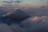 Agua Volcano  Guatemala  Central America