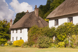 Thatched Cottages in Milton Abbas  Dorset  England  United Kingdom  Europe