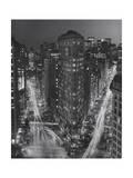 Flatiron Building  New York City at Night 3