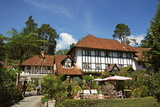 The Smokehouse Hotel and Restaurant  Cameron Highlands  Pahang  Malaysia  Southeast Asia  Asia