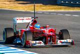 Scuderia Ferrari F1  Fernando Alonso  2012