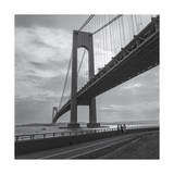 Verrazano Bridge  New York City Afernoon