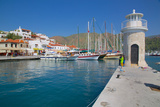 Harbour  Marmaris  Anatolia  Turkey  Asia Minor  Eurasia