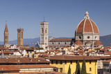 Basilica Di Santa Maria Del Fiore (Duomo)  Florencetuscany  Italy  Europe