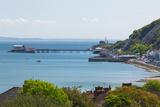 Mumbles Lighthouse  Mumbles Pier  Mumbles  Gower  Swansea  Wales  United Kingdom  Europe