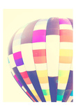 Sunflared Hot Air Balloon
