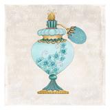 Perfume Bottle Blue