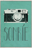 SONRIE (Spanish -  Smile)