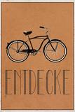 ENTDECKE (German -  Explore)