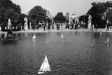 Jardin des Tuileries  Paris 1950s