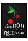 Fruits Of Faith