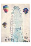 Ferris Wheel Balloons