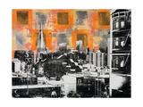 Urban Collage Skyline