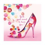 Pretty Bubble Shoe