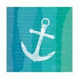 Ombre Ocean Anchor