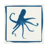 Cyan Octopus