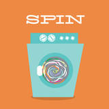 Laundry Spin