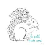 Le Petit Mon Ami Squirrel