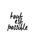 Tout Es Possible