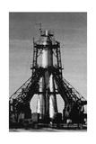 Launching of Sputnik 2