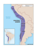 Central Andes Culture Area