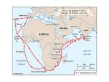 First Voyage of Vasco Da Gama