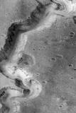 Canyon of Nanedi Vallis on Mars
