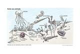 Early Sea Animals