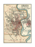 Map of Omaha
