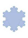 The Koch Snowflake Is Continuous But Nowhere Differentiable