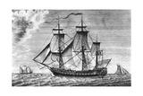 USS United States Naval Frigate