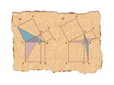 Euclid Offered a Demonstration of the Pythagorean Theorem in His Elements