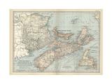 New Brunswick  Nova Scotia and Prince Edward Island