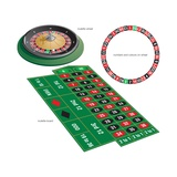 Roulette  a Gambling Game in Which Players Bet in Which Numbered Compartment