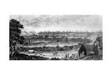 Prison Camp for Burgoyne's Army