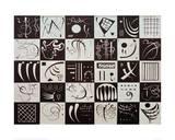 Thirty, 1937 Giclée par Wassily Kandinsky