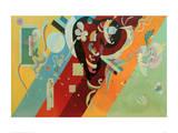 Composition IX, 1936 Giclée par Wassily Kandinsky