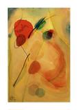 Untitled, 1916 Giclée par Wassily Kandinsky