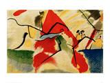 Impression V, 1911 Giclée par Wassily Kandinsky