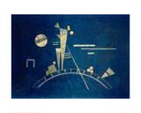 Fragile, 1931 Giclée par Wassily Kandinsky
