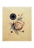 Blue, 1922 Giclée par Wassily Kandinsky
